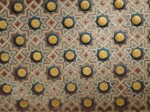 recycling ideas: moorish pattern