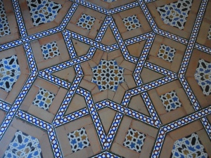 organic ideas: moorish pattern