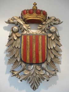 shield and coat of arms