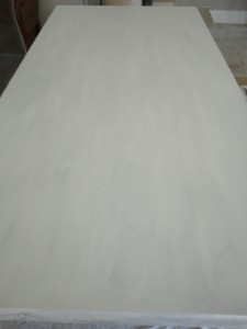 second coat gesso