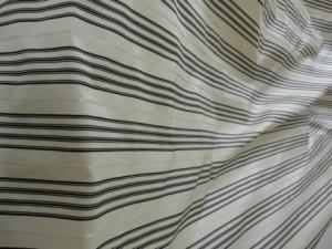 Silk taffeta fabric for recovering reupholstering furniture